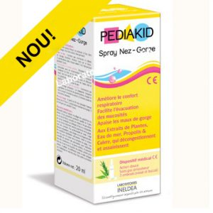 Pediakid Nez Gorge, spray nasal natural