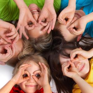 Vitalitate, energie copii