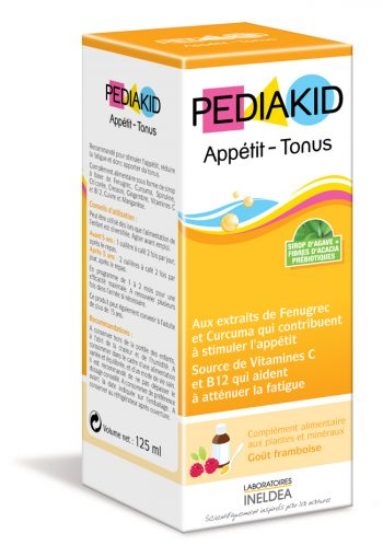 Pediakid Appetit Tonus sirop